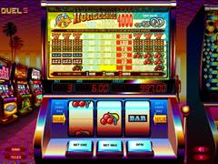 Horseshoe plus slot