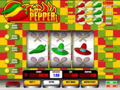 Hotpepper slot