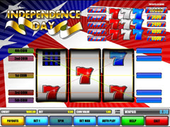 Independance day slot