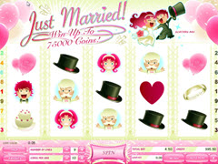 Just Married slot