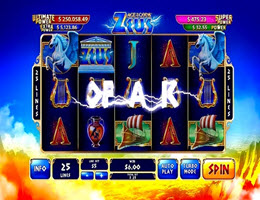 Age Of The Gods Video Slots